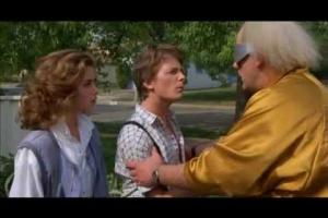 Embedded thumbnail for Back To The Future - The Power Of Love