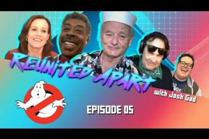 Embedded thumbnail for Who Ya Gonna Zoom? | La reunión de los GHOSTBUSTERS