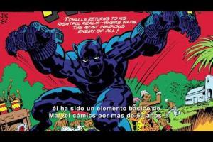 Embedded thumbnail for Conoce a Pantera Negra, de Marvel Studios – El nuevo rey