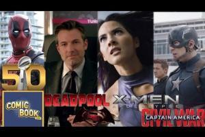 Embedded thumbnail for Deadpool super bowl 50