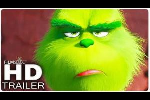 Embedded thumbnail for EL GRINCH Trailer Oficial