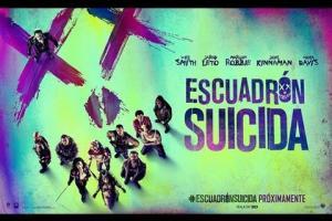 Embedded thumbnail for ESCUADRÓN SUICIDA - nuevo