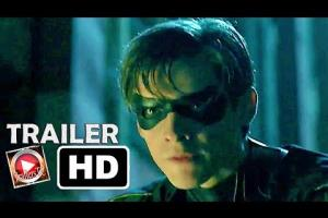 Embedded thumbnail for Titans Serie de DC Trailer Comic-Con Oficial