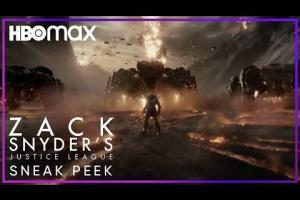 Embedded thumbnail for El primer teaser del Snyder Cut de Justice League