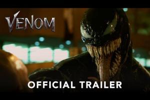 Embedded thumbnail for VENOM - Official Trailer