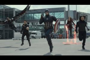 Embedded thumbnail for Trailer de Captain America Civil War