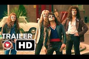 Embedded thumbnail for Bohemian Rhapsody Trailer Oficial
