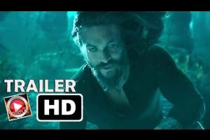 Embedded thumbnail for Trailer Aquaman
